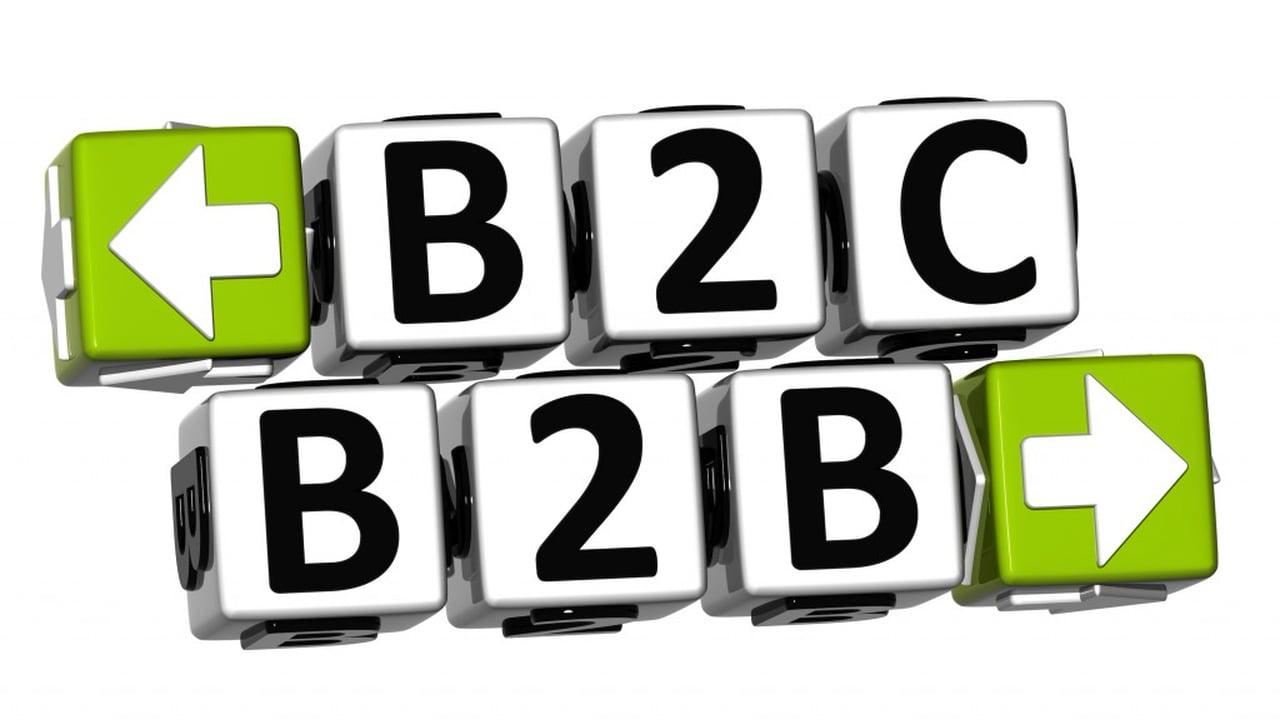 b2b b2c pr